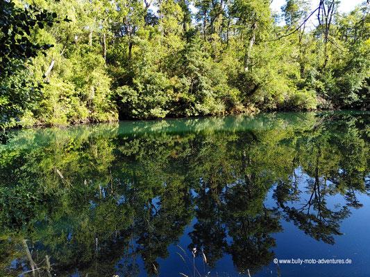 Chile - Parque Nacional Vicente Pérez Rosales - Laguna Verde