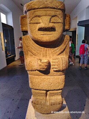 Chile - Santiago de Chile - Museo Chileno de Arte Precolombino
