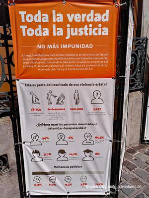Santiago de Chile - Gedenkstätte Londres 38