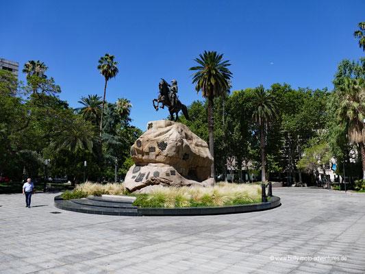 Argentinien - Mendoza - Plaza San Martin