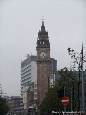 Irland - Albert Memorial Tower - Belfast - Co. Antrim