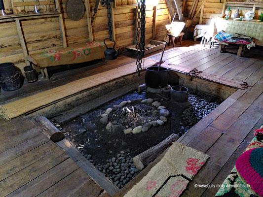 Chile - Insel Chiloé - Chonchi - Museo De Las Tradiciones Chonchinas