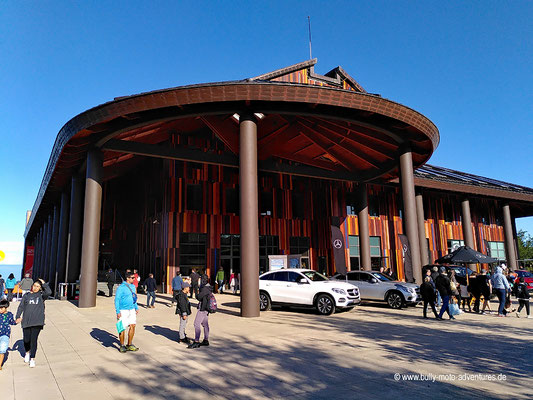 Chile - Frutillar - Teatro del Lago
