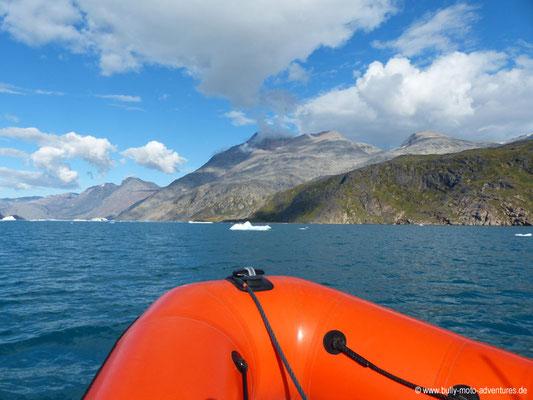 Grönland - Tunulliarfik Fjord