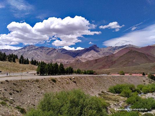 Argentinien - Skiort Las Leñas