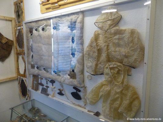 Grönland - Museum von Nanortalik - Anorak