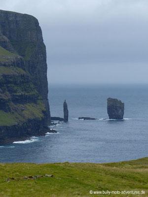 Färöer Inseln - Eysturoy - Risin und Kellingin