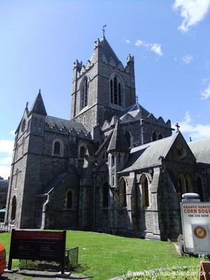 Irland - Christchurch Cathedral - Dublin - Co. Dublin
