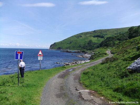 Irland - Murlough Bay - Co. Antrim