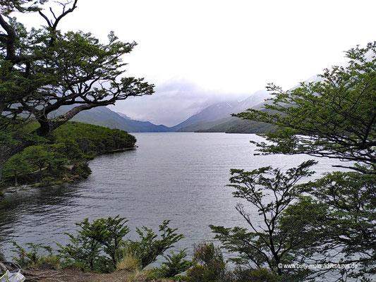 Argentinien - Río Cañadon de los Toros