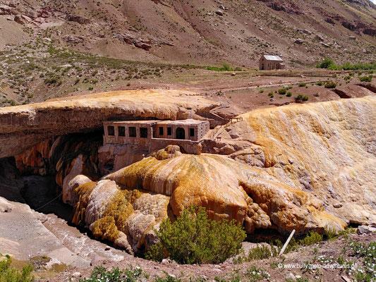 Argentinien - Puente del Inca