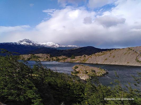 Chile - Parque Nacional Torres del Paine - W-Trek - Wanderung zum Grey Gletscher - Laguna Los Patos