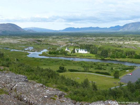 Island - Þingvellir Nationalpark