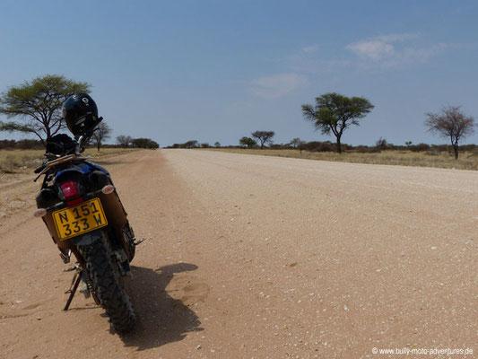 Namibia - Irgendwo im Nirgendwo