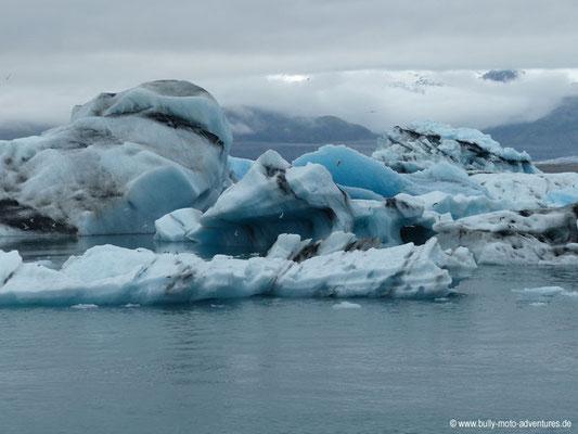 Island - Gletscherlagune Jökulsárlón
