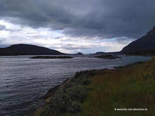 Argentinien - Parque Nacional Tierra del Fuego - Bahía Laptaia