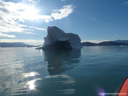 Grönland - Eisberg im Tunulliarfik Fjord