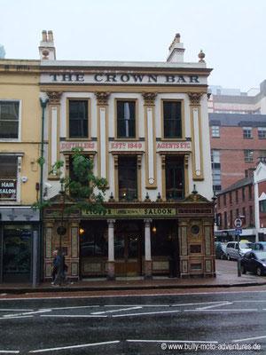 Irland - The Crown Bar - Belfast - Co. Antrim