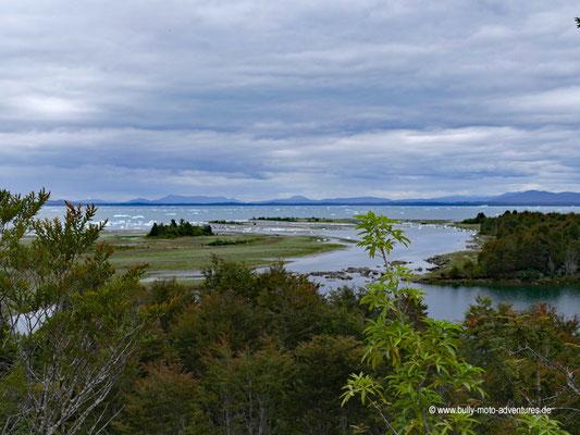 Chile - Parque Nacional Laguna San Rafael - Wanderung zum Aussichtspunkt