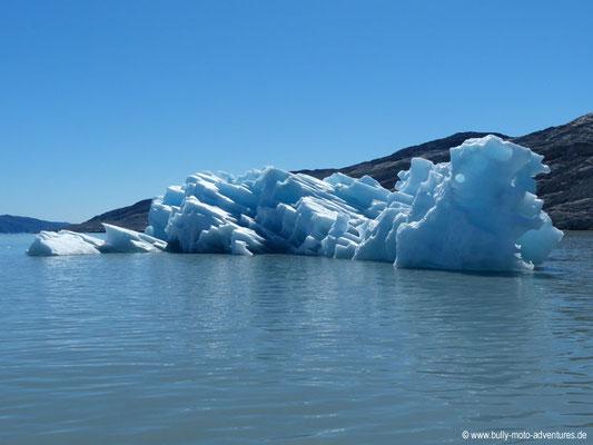 Grönland - Eisberg im Fjord Qalerallit Imaa