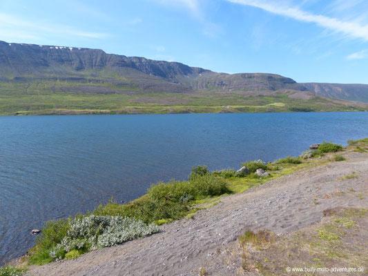 Island - Ljósavatn