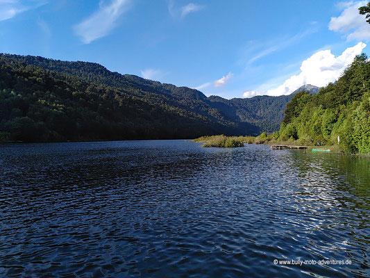 Chile - Parque Nacional Huerquehue - Lago Tinquilco