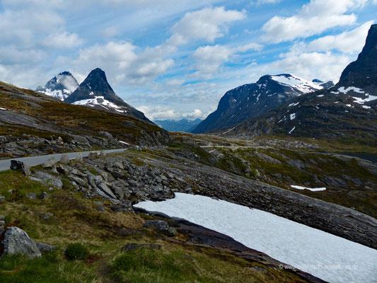 Norwegen - Landschaftsroute Geiranger-Trollstigen