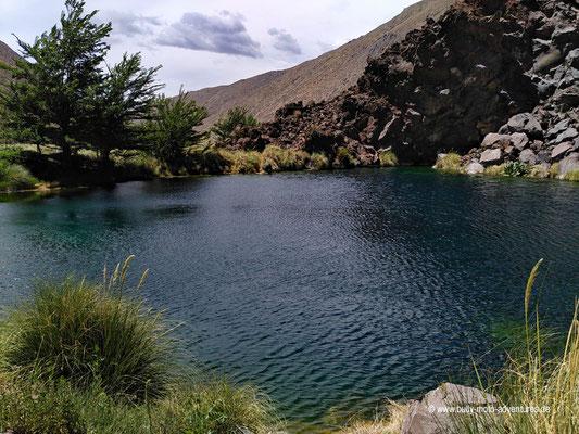 Argentinien - Laguna de la Niña Encantada