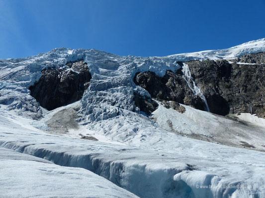 Norwegen - Wanderung auf dem Buarbreen Gletscher
