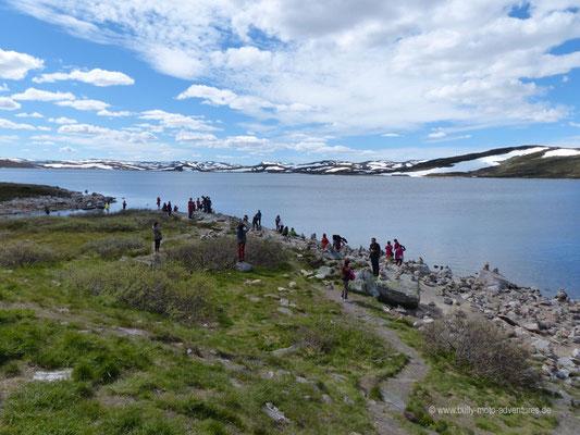 Norwegen - Landschaftsroute Hardangervidda
