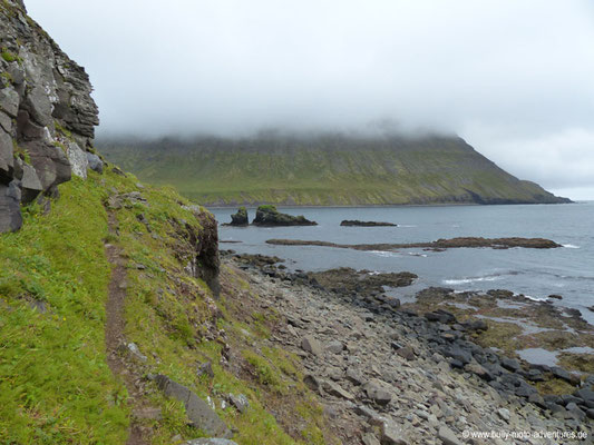 Island - Hornstrandir - Hornvík