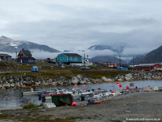 Grönland - Nanortalik