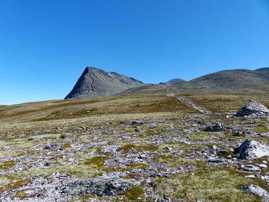 Norwegen - Rondane Nationalpark - Wanderung zum Storronden