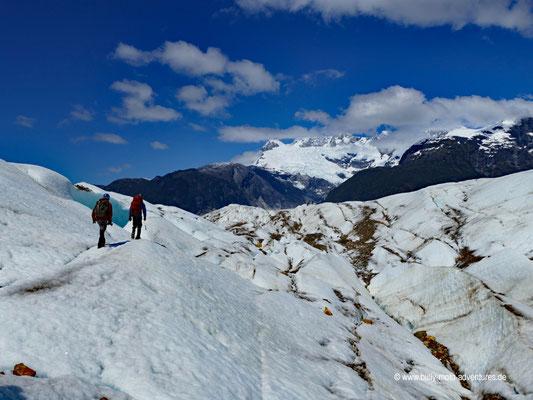 Chile - Parque Nacional Laguna San Rafael - Explorades Gletscher