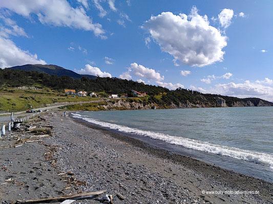 Argentinien - Tolhuin - Lago Fagnano