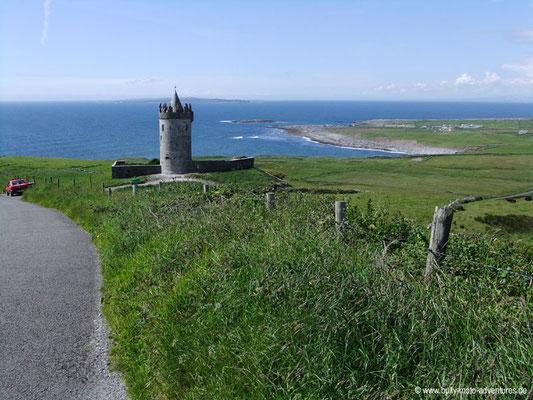 Irland - Küste in der Nähe von Doolin - Co. Clare