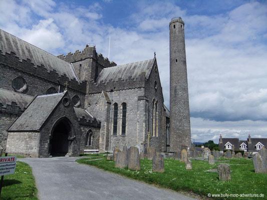 Irland - St. Canice's Cathedral - Kilkenny - Co. Kilkenny