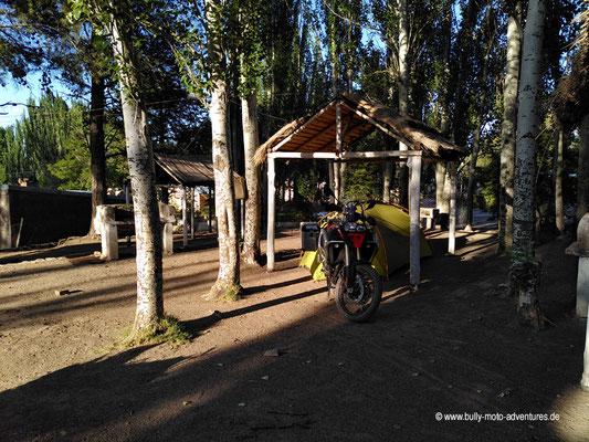 Argentinien - Campin El Nihuil