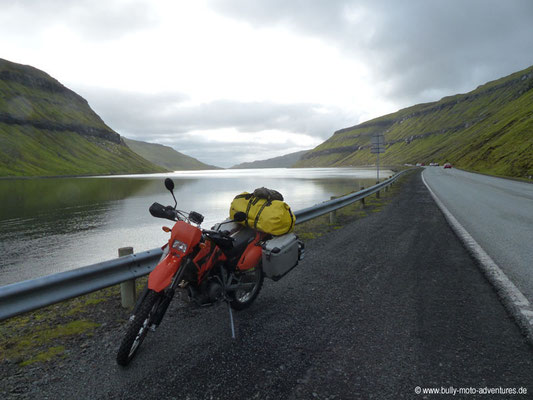 Färöer Inseln - Streymoy - Kaldbaksfjørður