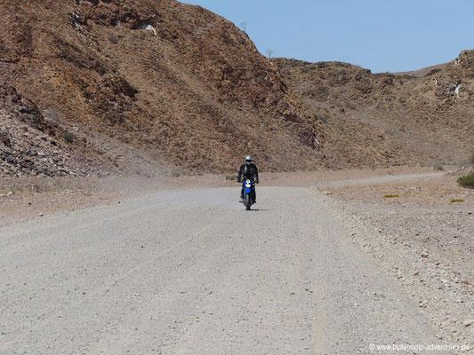 Namibia - Zwischen Twyfelfontein und der Palmwag Lodge