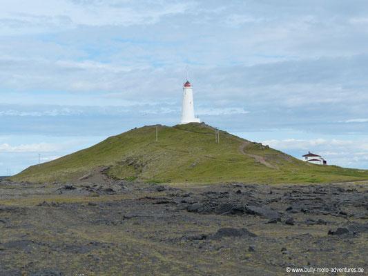 Island - Reykjanes - Valahnúkur