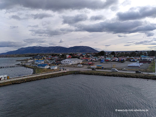Chile - Fährfahrt von Puerto Natales nach Puerto Montt - Tag 1 - Puerto Natales
