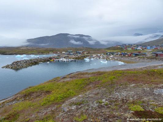 Grönland - Blick Narsaq