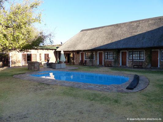 Namibia - Windhoek Mountain Lodge