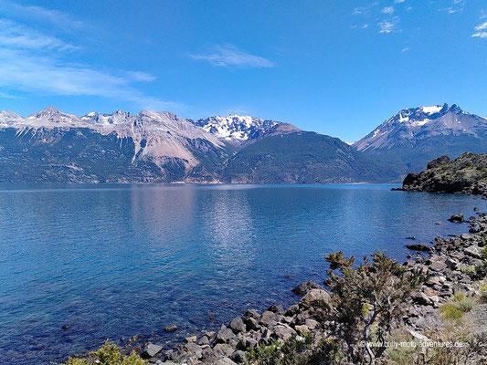 Chile - Straße 265 - Lago General Carrera