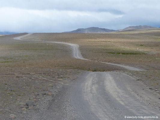 Island - Straße 550 - Kaldidalur