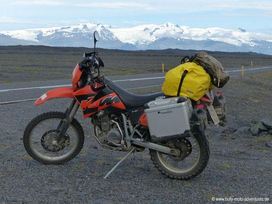Island - Ringstraße 1 - Blick auf Vatnajökull