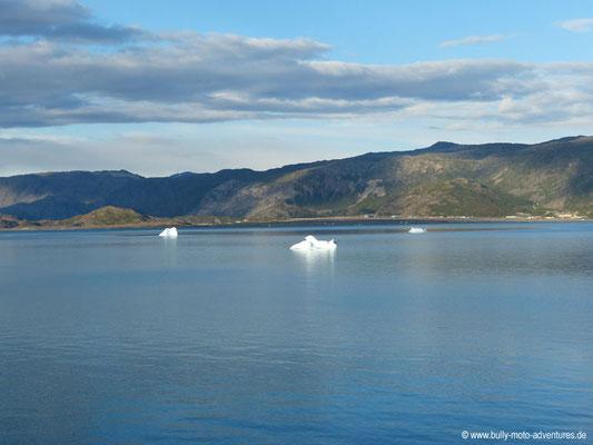 Grönland - Qassiarsuk - Blick auf den Tunulliarfik Fjord