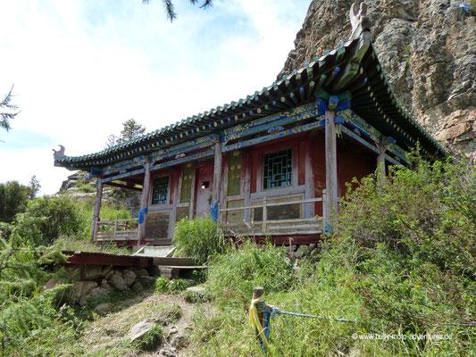 Mongolei - Kloster Tövkhön Khiid