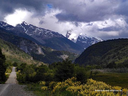 Chile - Parque Nacional Laguna San Rafael - Valle Exploradores
